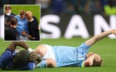 Kevin de Bruyne khó có cơ hội thi đấu ở Euro 2020