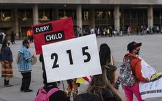 Thủ tướng Canada: 215 hài cốt trẻ em mới phát hiện không phải cá biệt
