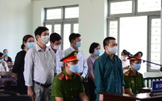 Hàng loạt cựu lãnh đạo Trung tâm Y tế Phan Thiết hầu tòa