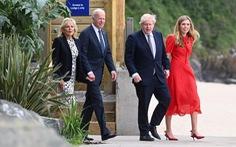 Thủ tướng Johnson chào đón Tổng thống Biden trước thềm hội nghị G7