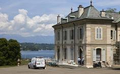 Biệt thự cổ ven hồ ở Geneva là 'điểm hẹn' của Thượng đỉnh Biden - Putin