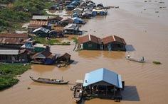 Việt Nam đã có ý kiến với Campuchia việc giải tỏa nhà nổi có đông người Việt sinh sống