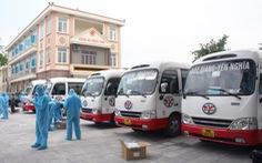 4.000 công nhân từ Bắc Giang sẽ cách ly tập trung ở Lạng Sơn