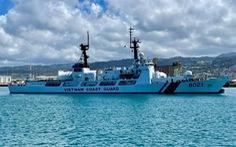 Tàu cảnh sát biển Mỹ chuyển giao cho Việt Nam đã tới Hawaii