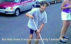 Hé lộ bài tập cực kỳ nguy hiểm được Ronaldo sử dụng để tăng cơ bắp năm 14 tuổi