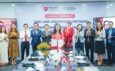 Học chương trình quốc tế 100% tại Đại học Văn Lang, nhận bằng Cử nhân danh giá của Anh, Úc