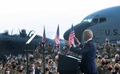 Màn ra mắt của ông Biden