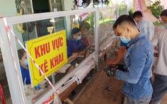 Huế hạ cấp phòng dịch, vẫn cách ly 21 ngày người từ Đà Nẵng, TP.HCM