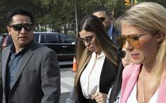 Vợ của trùm ma túy El Chapo nhận tội