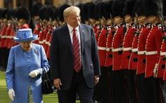 Ông Biden là tổng thống Mỹ thứ 13 gặp nữ hoàng Anh