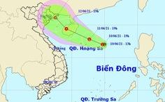 Áp thấp biển bắc nhưng gây mưa cho miền Trung - Nam