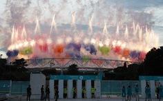 Lễ khai mạc Euro 2020 đơn giản và ấn tượng