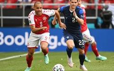 Đan Mạch - Phần Lan (hiệp 1) 0-0: Chủ nhà chơi lấn lướt