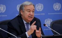 """Tổng thư ký Liên Hiệp Quốc: 1 tỉ liều vắc xin không đủ vì dịch lây """"như cháy rừng"""""""