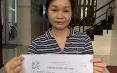 Nguy cơ trắng tay sau 23 năm lấy chồng vì... mất sổ hộ tịch