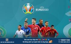Cùng MyTV 'lăn' theo trái bóng 'Uniforia' của UEFA Euro 2020