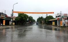 Hà Tĩnh cách ly y tế một xã và thị trấn với hơn 12.000 dân từ 12h trưa 12-6