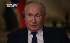 Ông Putin: Quan hệ Mỹ - Nga đang ở mức thấp nhất trong nhiều năm
