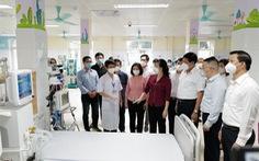 Đưa vào hoạt động Trung tâm ICU điều trị bệnh nhân COVID-19 nặng tại Bắc Ninh