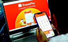 Trải nghiệm giao diện mới ShopeePay 'cơn mưa ưu đãi'
