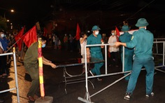 Nhiều xã ở Bắc Ninh giảm giãn cách xã hội từ chỉ thị 16 sang chỉ thị 19