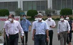 Phong tỏa Bệnh viện Bệnh nhiệt đới 1 tuần, chuyển viện bệnh nhân COVID-19