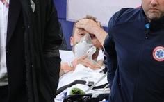 Eriksen mở mắt khi rời sân, UEFA xác nhận cầu thủ này đã ổn định