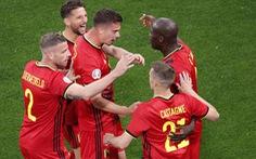 Lukaku lập cú đúp, Bỉ đá bại Nga 3-0