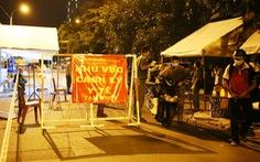 NÓNG: Phong tỏa toàn bộ 14 block chung cư Ehome 3, lấy mẫu xét nghiệm 7.600 dân