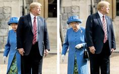 Vị tổng thống Mỹ duy nhất Nữ hoàng Anh chưa gặp là ai?
