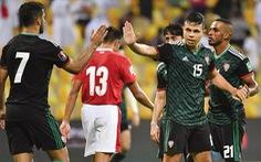 'Chưa chiến thắng Việt Nam thì niềm vui của UAE vẫn chưa trọn vẹn'