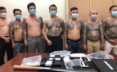 NÓNG: Hơn 100 cảnh sát bắt nhóm giang hồ điều hành cá độ 1.500 tỉ đồng