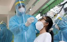 Tất cả 22 quận huyện và TP Thủ Đức đều đã có ca nhiễm COVID-19