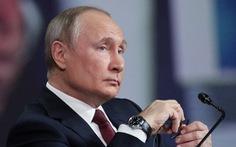 """Tổng thống Mỹ Joe Biden nói nước Nga """"yếu"""""""