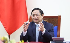 Thủ tướng Việt Nam, Pháp điện đàm về vắc xin COVID-19, Biển Đông