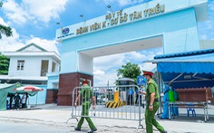 Gỡ phong tỏa Bệnh viện K Tân Triều, mở cửa khám bệnh trong ngày 16-6 tới