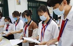 Sở GD-ĐT TP.HCM công bố điểm xét tuyển vào lớp 10