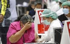 Thiếu vắc xin, chính quyền Thái Lan đổ lỗi cho nhau