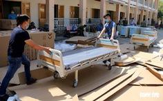 TP.HCM lập thêm bệnh viện dã chiến 500 giường ở Củ Chi