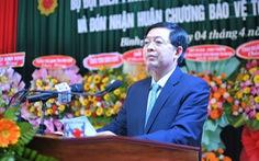 Ông Hồ Quốc Dũng tái đắc cử chủ tịch HĐND tỉnh Bình Định