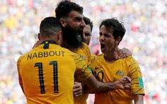 Cập nhật vòng loại World Cup 2022: Úc hòa Jordan, Iran tạm dẫn Iraq