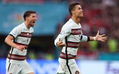 Xếp hạng bảng F Euro 2020: Bồ Đào Nha xếp trên Pháp. Đức