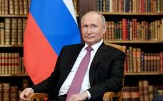 Ông Putin đã gặp bao nhiêu đời tổng thống Mỹ?
