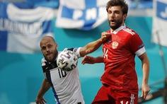Phần Lan - Nga (hiệp 2) 0-1: Aleksei Miranchuk mở tỉ số