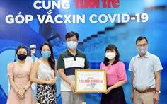 Nhãn hàng Black Rouge ủng hộ 100 triệu đồng 'góp vắc xin COVID-19'
