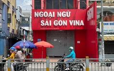 Trung tâm ngoại ngữ Sài Gòn Vina nợ lương giáo viên gần 2 năm