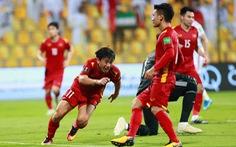 Đội tuyển Việt Nam được thưởng 3 tỉ đồng sau trận đấu với UAE