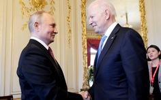 Tổng thống Putin và Biden bước vào hội đàm dài 5 tiếng