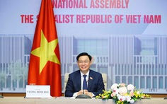 Chủ tịch Quốc hội Vương Đình Huệ đề nghị Trung Quốc tăng nhập hàng hóa Việt Nam