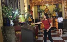 Giáo hội Phật giáo kiến nghị Nhà nước không nên quản lý tiền công đức